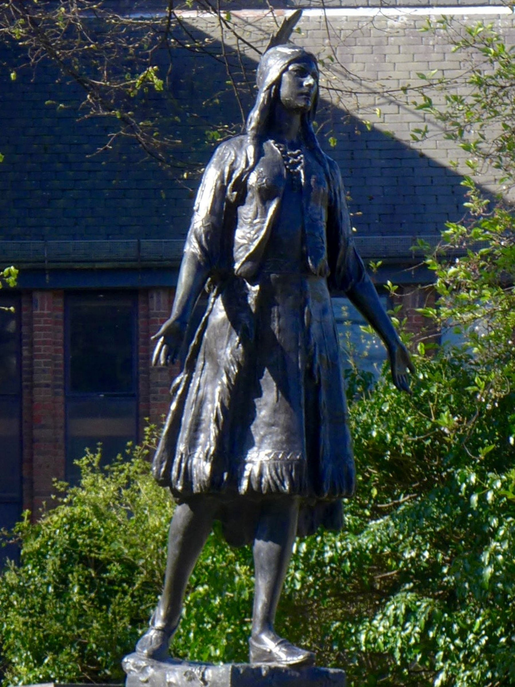 Pocahontas_Gravesend